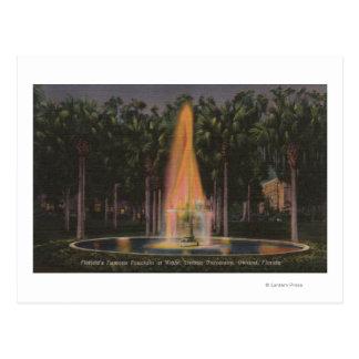 Deland, Florida - Stetson University Postcard