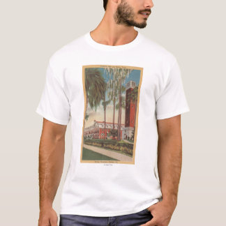 Deland, Florida - View of Stetson University T-Shirt