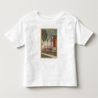 Deland, Florida - View of Stetson University Toddler T-Shirt