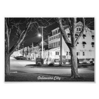Delaware City. Photo Art