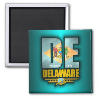 Delaware (DE) Magnet