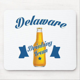 Delaware Drinking team Mouse Pad