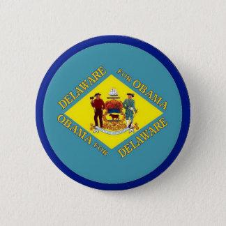 DELAWARE FOR OBAMA Button