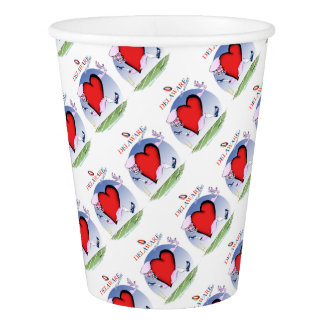 delaware head heart, tony fernandes paper cup