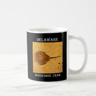 Delaware Horseshoe Crab Coffee Mug