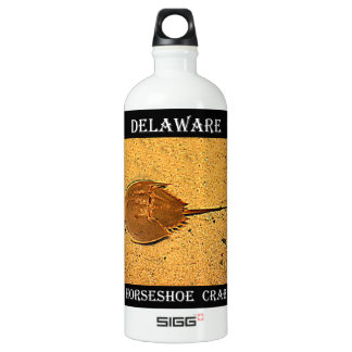 Delaware Horseshoe Crab Water Bottle