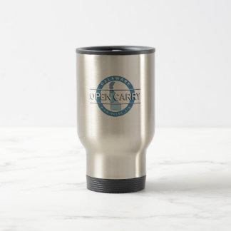 Delaware Open Carry Travel Mug