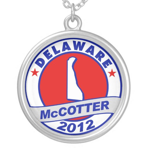 Delaware Thad McCotter Necklaces