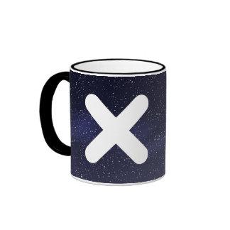 Delete Missings Minimal Ringer Mug