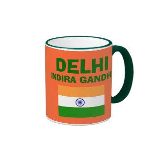 Delhi* (DEL) International Airport Mug