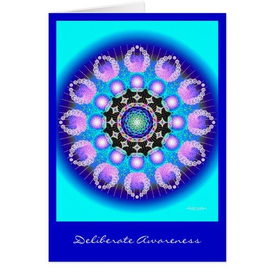 Deliberate Awareness Card