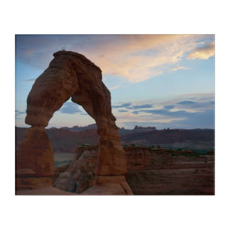 Delicate Arch Acrylic Wall Art