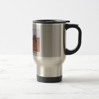 Delicate Arch, Arches Na... Stainless Steel Travel Mug