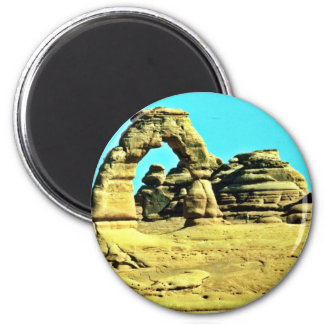 Delicate Arch - Arches National Park Refrigerator Magnets