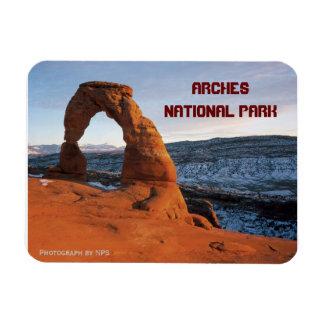 Delicate Arch, Arches National Park Magnet Flexible Magnet