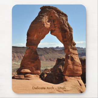 Delicate Arch - Arches National Park Mouse Pad