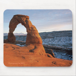 Delicate Arch, Arches National Park Mousepad
