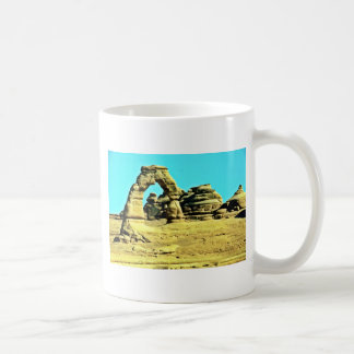 Delicate Arch - Arches National Park Coffee Mugs