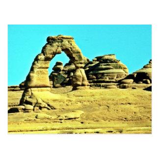 Delicate Arch - Arches National Park Postcard