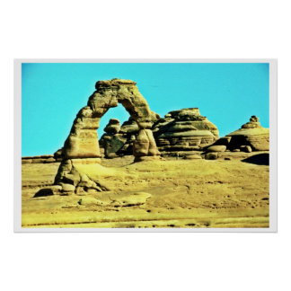 Delicate Arch - Arches National Park Posters