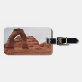 Delicate Arch- Arches National Park Travel Bag Tags