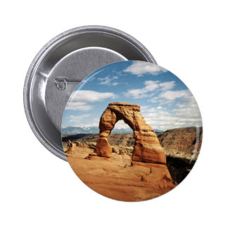 Delicate Arch Arches National Park Utah Buttons
