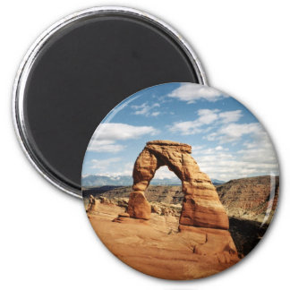 Delicate Arch, Arches National Park, Utah Magnet