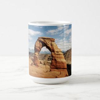 Delicate Arch, Arches National Park, Utah Mug