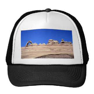 Delicate arch, Arches National Park, Utah rock for Trucker Hats