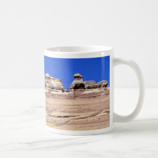 Delicate arch, Arches National Park, Utah rock for Coffee Mugs