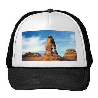 Delicate arch, Arches National Park, Utah, USA Mesh Hat