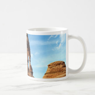 Delicate arch, Arches National Park, Utah, USA Coffee Mugs
