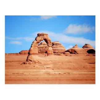 Delicate Arch, Arches, Utah, Postcard