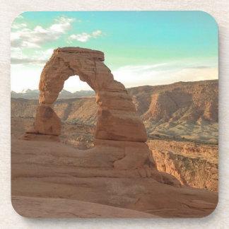 Delicate Arch Coaster Set