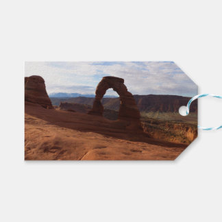 Delicate Arch I at Arches National Park Gift Tags