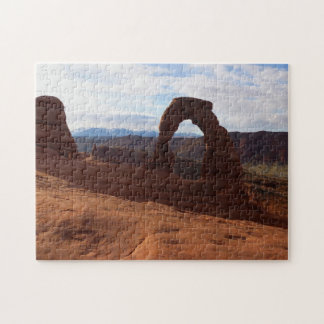 Delicate Arch I at Arches National Park Jigsaw Puzzle