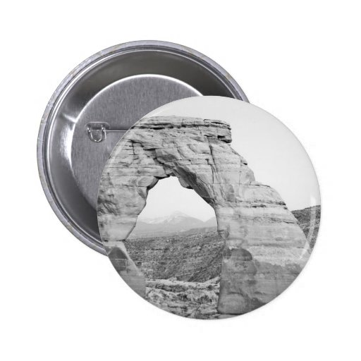 Delicate Arch Moab Button