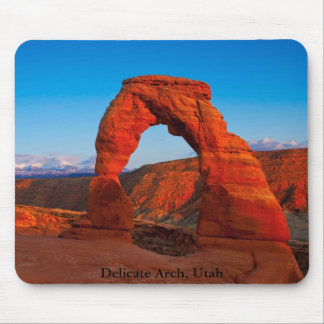 Delicate Arch Mouse Pad