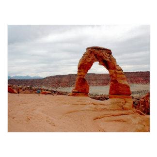 Delicate Arch Postcard