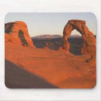Delicate Arch Sunset... Mouse Pad