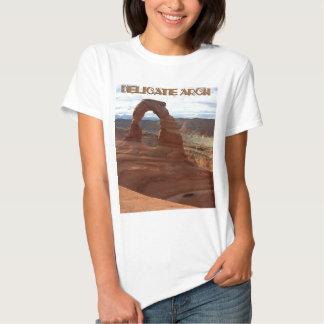 Delicate Arch Tee Shirts