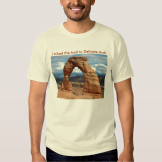 Delicate Arch Tees