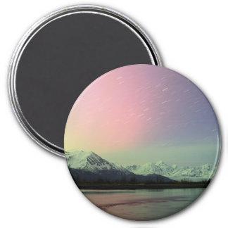Delicate Aurora Magnet