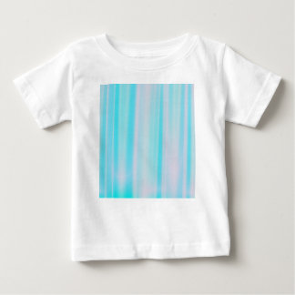Delicate Blue Striped Baby T-Shirt