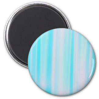 Delicate Blue Striped Magnet