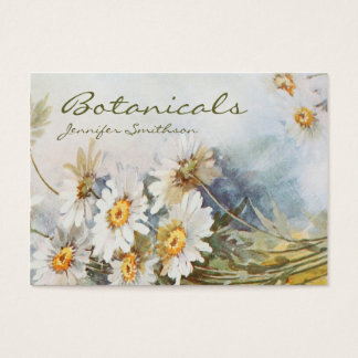 Delicate Daisies Business Card