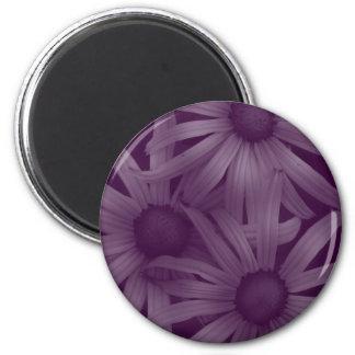 Delicate Daisy Fridge Magnets