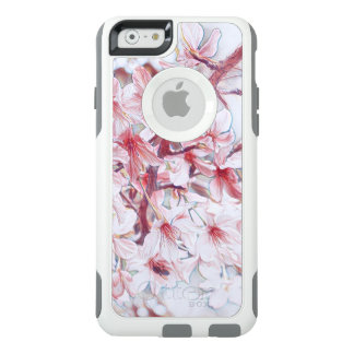 delicate floral 118 OtterBox iPhone 6/6s case