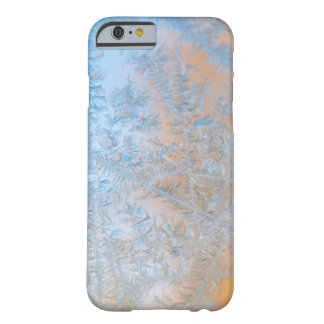 Delicate frost pattern, Wisconsin Barely There iPhone 6 Case