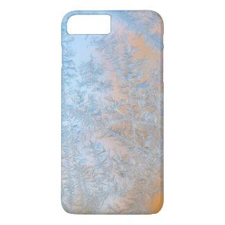 Delicate frost pattern, Wisconsin iPhone 7 Plus Case